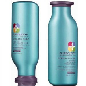 Pureology Strength Cure Colour Care Shampoo And Conditioner Duo 250 Ml