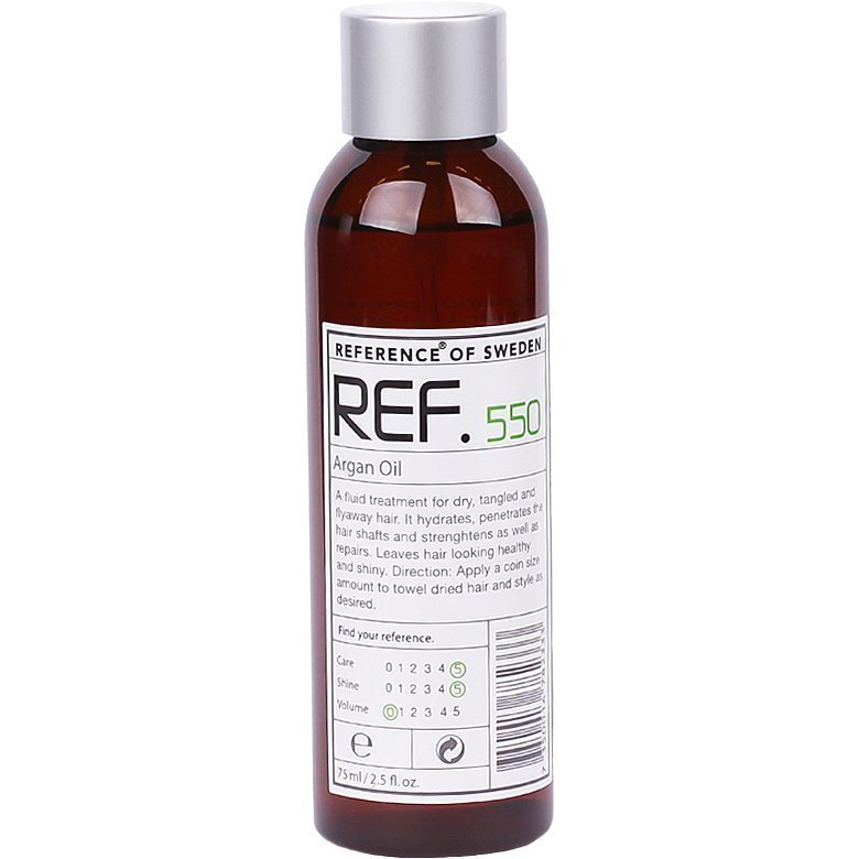 REF Argan Oil 550 75ml