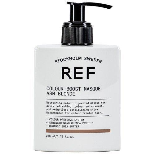 REF. Colour Boost Masque Ash Blonde