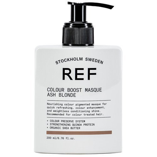 REF. Colour Boost Masque Dark Blonde