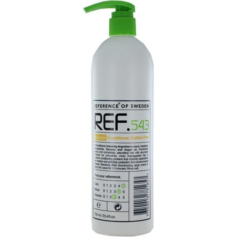 REF Moisture 543 Sulfate Free Conditioner 750ml