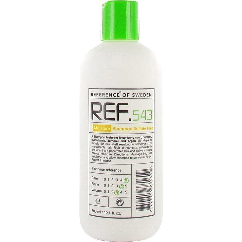 REF Moisture Shampoo Sulfat Free 543 300ml