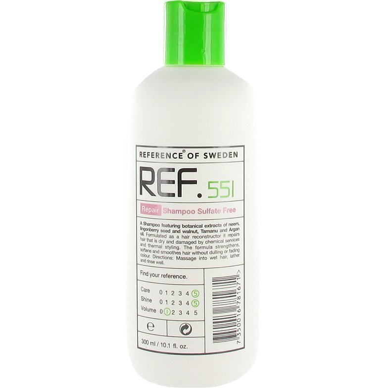 REF Repair 551 Shampoo 300ml