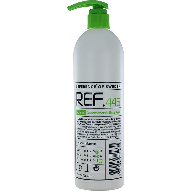 REF Volume 445 Sulfate Free Conditioner 750ml