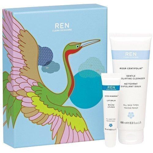 REN Clean Skincare Exfoliate & Nourish Duo