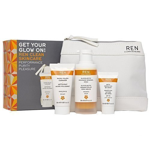 REN Clean Skincare Get Your Glow On Set