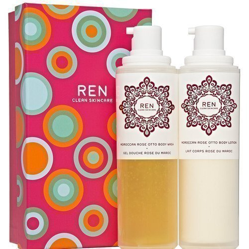 REN Clean Skincare Moroccan Rose Duo