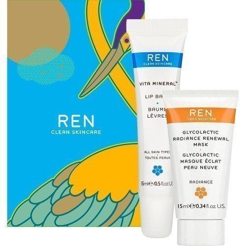 REN Clean Skincare Perfect Lip Set