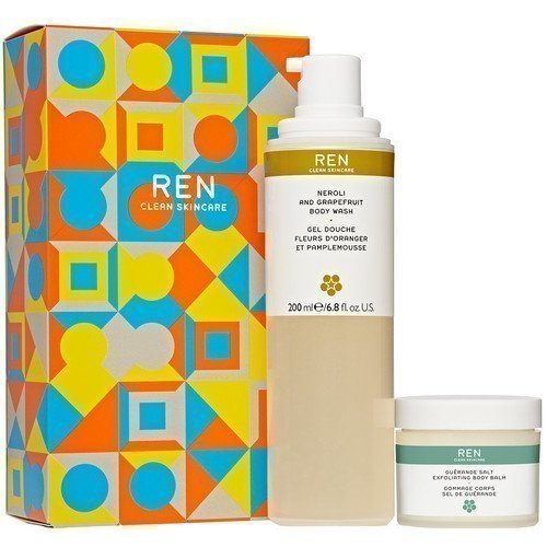 REN Clean Skincare Smooth & Glow Set