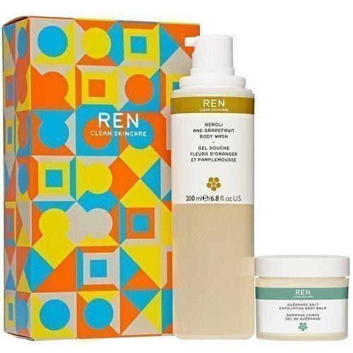 REN Clean Skincare Smooth & Glow Set