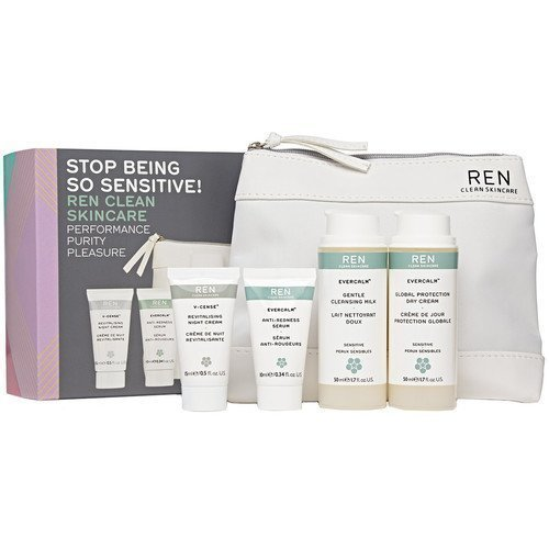 REN Clean Skincare Stop Being So Sensitive Set