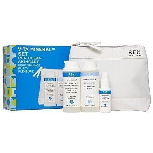 REN Clean Skincare Vita Mineral Set