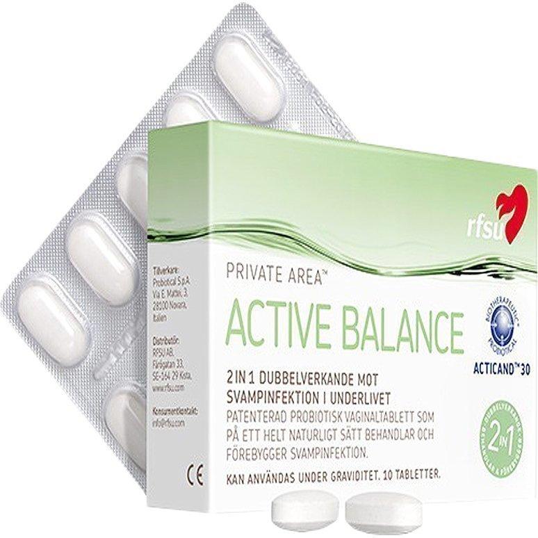 RFSU Active Balancepack