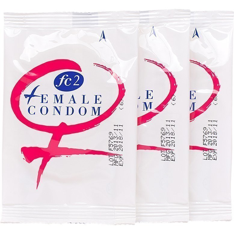 RFSU Female Condompack