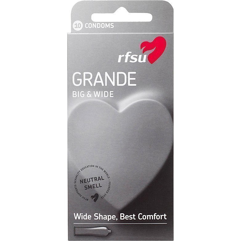 RFSU Grande Big & Widepack