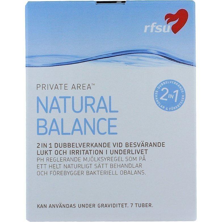 RFSU Natural Balancepack