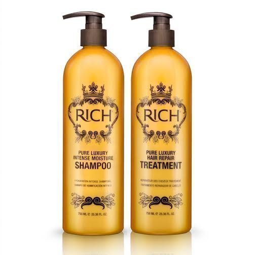 RICH Pure Luxury Shampoo & Conditioner Duo 750ml