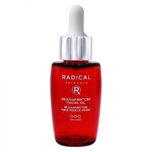Radical Skincare Rejuvafirm Cbd Oil 30 Ml