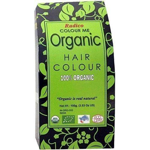 Radico Colour Me Organic Hair Colour Auburn Red