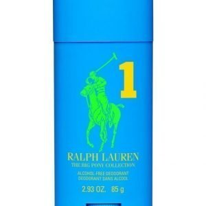 Ralph Lauren Big Pony 1 Blue Deodorant Stick Deodorantti Miehelle 85 g