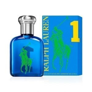 Ralph Lauren Big Pony 1 Blue Eau De Toilette 40 ml Tuoksu Miehelle