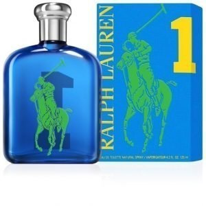 Ralph Lauren Big Pony Men #1 Blue EdT