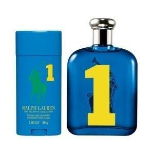 Ralph Lauren Big Pony Men 1 Blue Edt 40 ml Setti