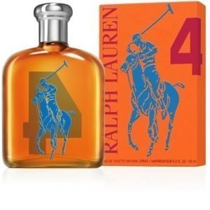 Ralph Lauren Big Pony Men #4 Orange EdT