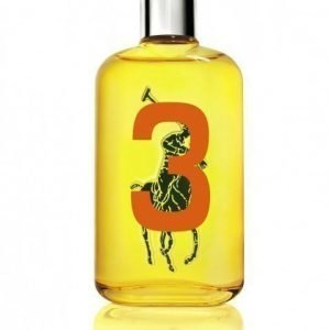 Ralph Lauren Big Pony Women #3 Yellow EdT