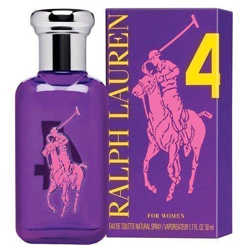 Ralph Lauren Big Pony Women #4 Purple EdT 30 ml