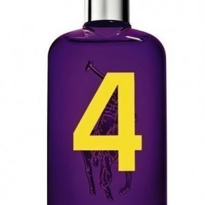 Ralph Lauren Big Pony Women #4 Purple EdT