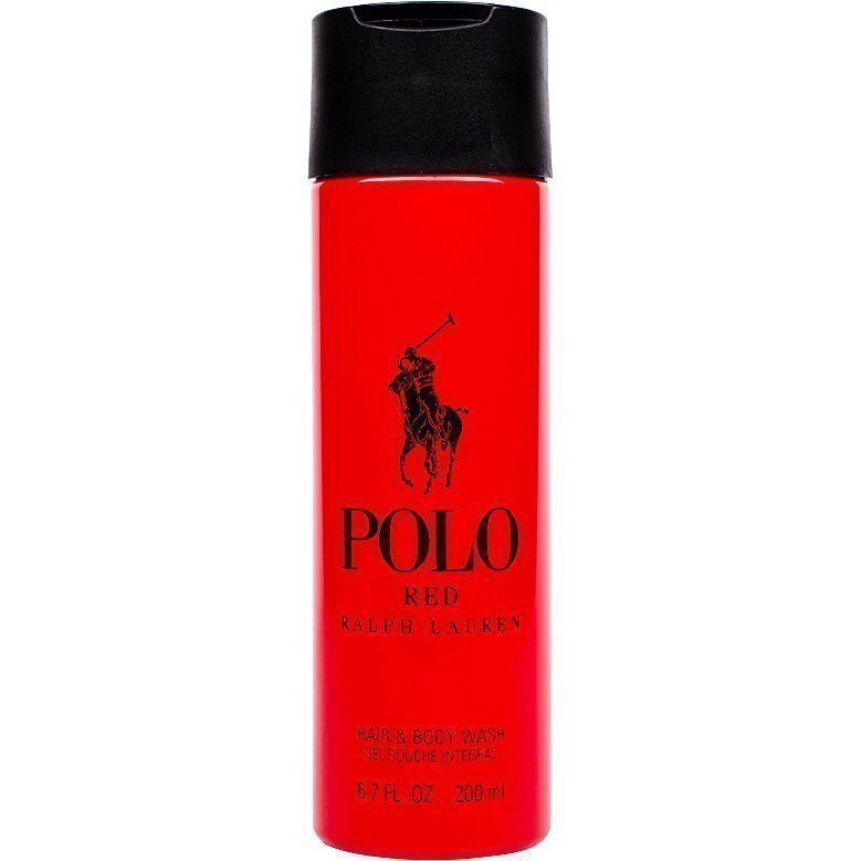 Ralph Lauren Polo Red Hair & Body Wash Hair & Body Wash 200ml
