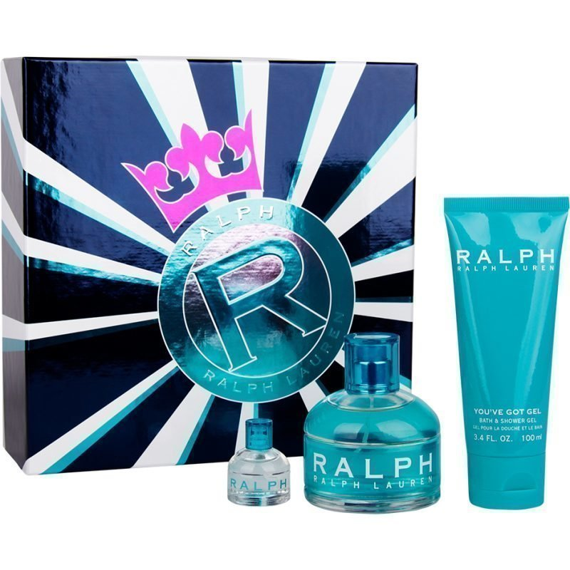Ralph Lauren Ralph EdT 100ml Shower Gel 100ml Edt 7ml