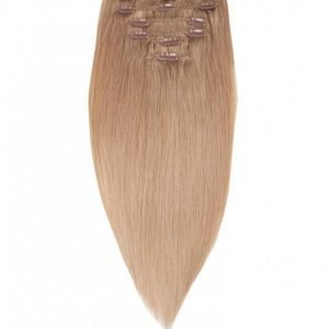 Rapunzel Of Sweden 50 Cm Clip-On Set Original 7 Pieces Hiustenpidennys Cendre Ash Blond