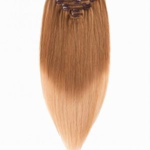 Rapunzel Of Sweden 50 Cm Ombre Clip-On Set 7 Pieces Hiustenpidennys Innocent Angel