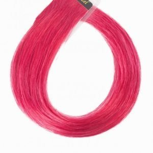 Rapunzel Of Sweden 50 Cm Quick & Easy Original Hiustenpidennys Pink Candy