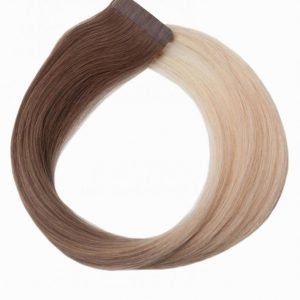 Rapunzel Of Sweden 50 Cm Quick & Easy Original Ombre Hiustenpidennys Medium Ash