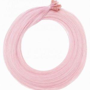 Rapunzel Of Sweden Nail Hair Original Rakt 50cm Hiustenpidennys Pastell Pink