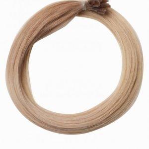 Rapunzel Of Sweden Nail Hair Original Rakt Ombre 50cm Hiustenpidennys Golden