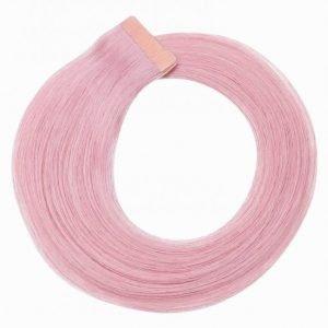 Rapunzel Of Sweden Quick & Easy Pastel 50 Cm Hiustenpidennys Pink