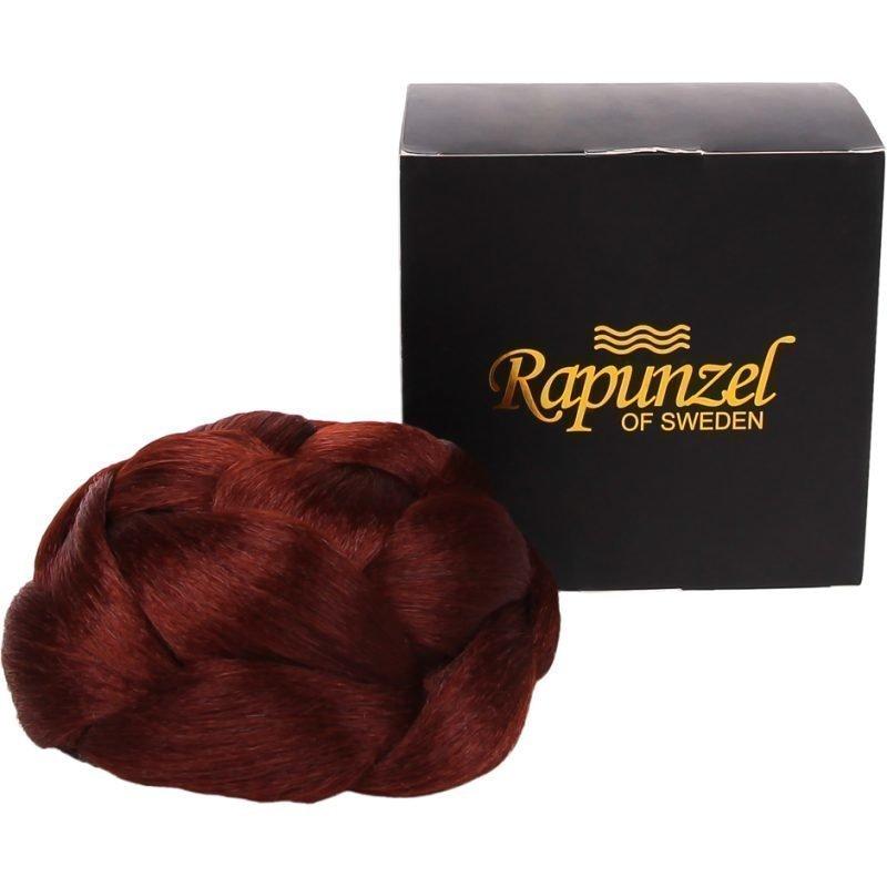 Rapunzel of Sweden Braided Hair Bun Mahogny