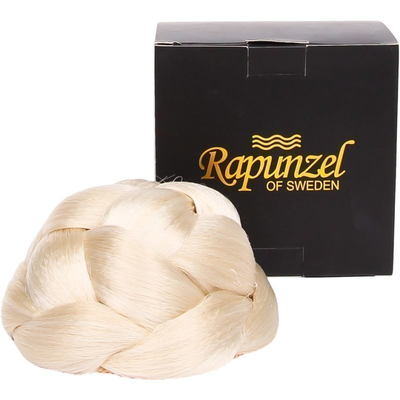 Rapunzel of Sweden Braided Hair Bun Platina Blond