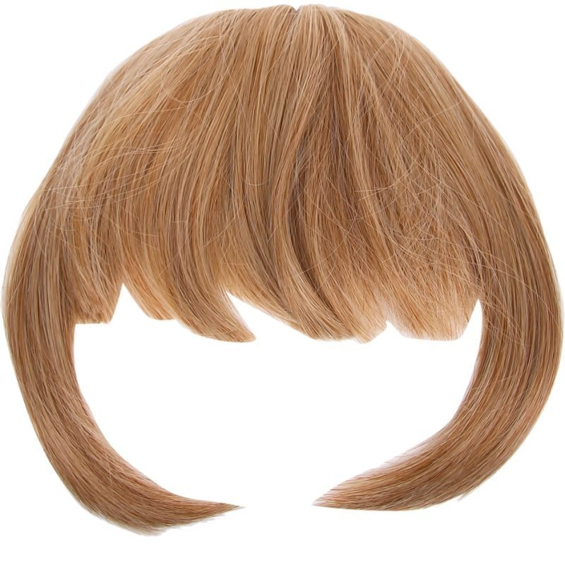 Rapunzel of Sweden Clip In Hair Fringe #18/60 Scandinavian Blonde/Dark Ash Blond