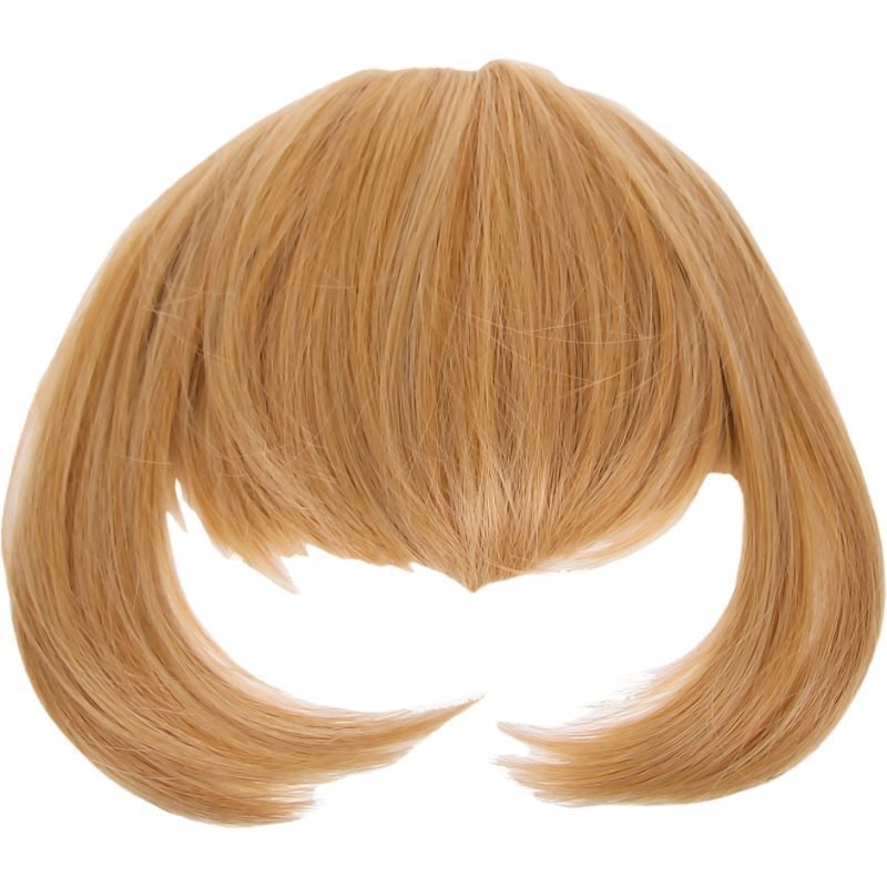Rapunzel of Sweden Clip In Hair Fringe #24/60 Golden Blond