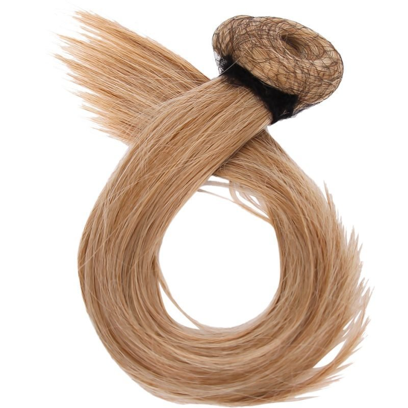 Rapunzel of Sweden Clip-On Ponytail #18/60 Scandinavian Blond 40cm