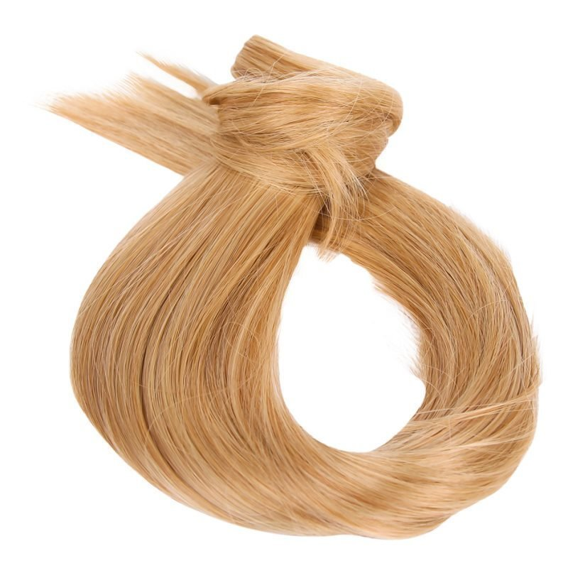 Rapunzel of Sweden Clip-On Ponytail #24/60 Golden Blond 40cm