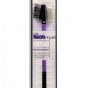 Real Techniques Lash Brow Groomer Sivellin