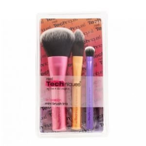 Real Techniques Mini Brush Trio Sivellinsetti