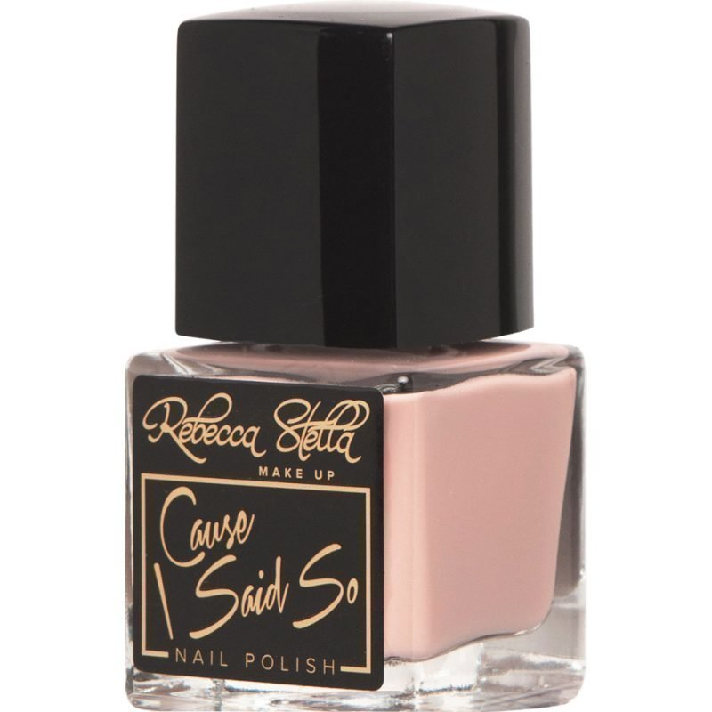 Rebecca Stella Cause I Said So Nail Polish Nude