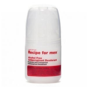 Recipe For Men Alcohol Free Antiperspirant Deo. 60ml Deodorantti